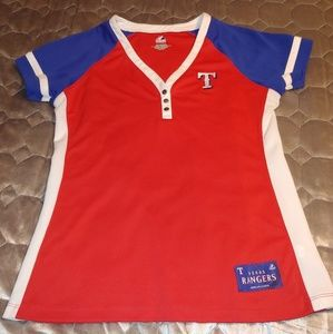 Texas Rangers Womans Shirt